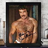 Tom Selleck Signed Autographed Photo 8X10 Reprint Rp Pp - Blue Bloods