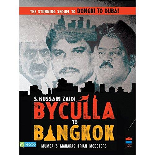 Byculla to Bangkok audiobook cover art