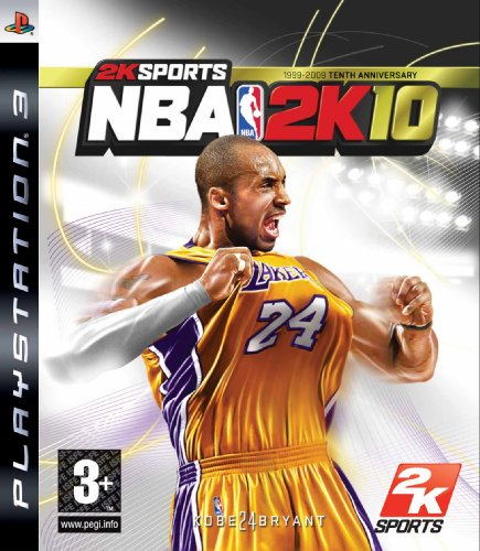 Take-Two Interactive NBA 2K10 vídeo - Juego (PlayStation 3, Deportes, E (para todos))