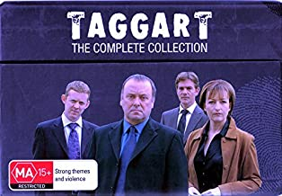 Taggart - Complete Collection NON-USA FORMAT, PAL, Reg.0 Australia