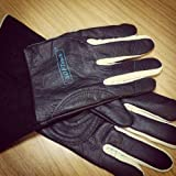 Weldas Black Leather Multi <span class='highlight'>Process</span> <span class='highlight'>MIG</span> TIG MMA <span class='highlight'>Welding</span> Gloves (XXL - 10.5)