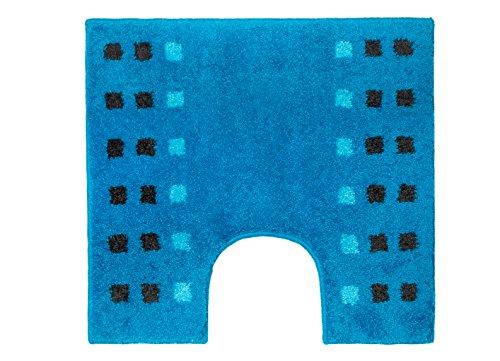 casilin Brica Contour WC Acryl Turquoise 60 x 60 cm