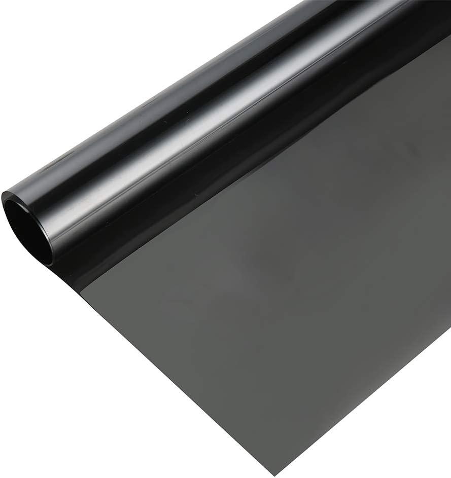 Car Ranking TOP19 Side Rear Window Tint Film Blocking Solar Roll Adhesive Max 70% OFF Sun