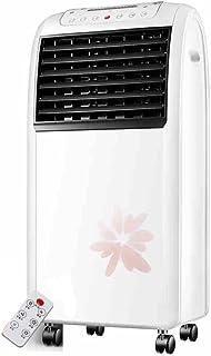 Aire acondicionado Ventilador Máquina viento frío Uso en el hogar Pequeño aire acondicionado Ventilador refrigeración Refrigeración Silencio Refrigeración, calefacción están disponibles Control remo