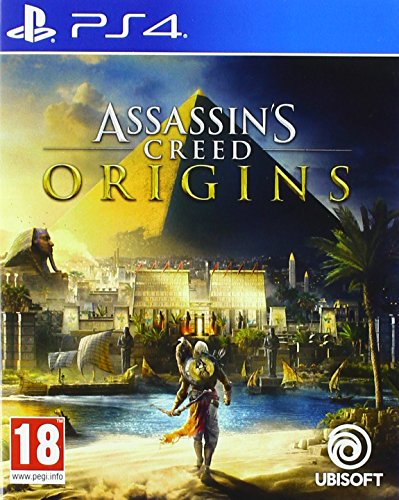 Assassin'S Creed: Origins Ps4- Playstation 4