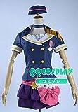 【QQCOSPLAY】コスプレ衣装 ラブライブ!A-RISE 優木 あんじゅ cosplay (女S)