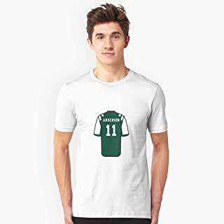 Robby Anderson Jersey Tshirt ajusté.