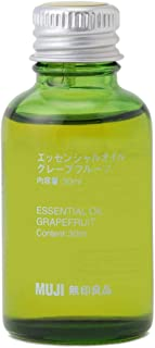 Muji Essential Oil Grapefruit 30ml