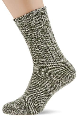 FALKE Herren Brooklyn M SO Socken, grün (thymian 7821), 43-46