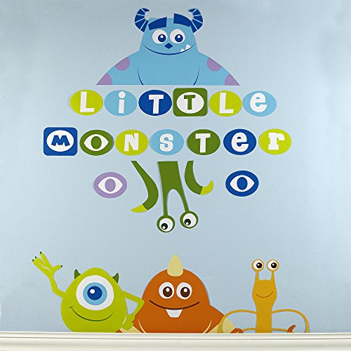 Disney Baby Monsters Inc Decals