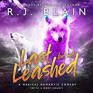 Last But Not Leashed cover art