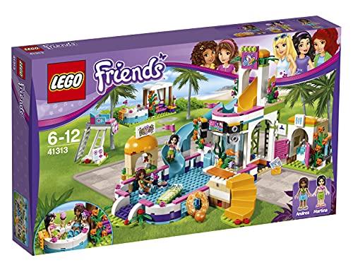 LEGO Friends - La Piscina all'Aperto di Heartlake, 41313