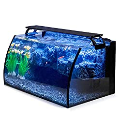 Hygger Horizon Glass Aquarium Kit