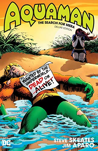 Aquaman: The Search for Mera Deluxe Edition (Aquaman (1962-1978)) (English Edition)