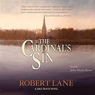 The Cardinal's Sin audiobook cover art