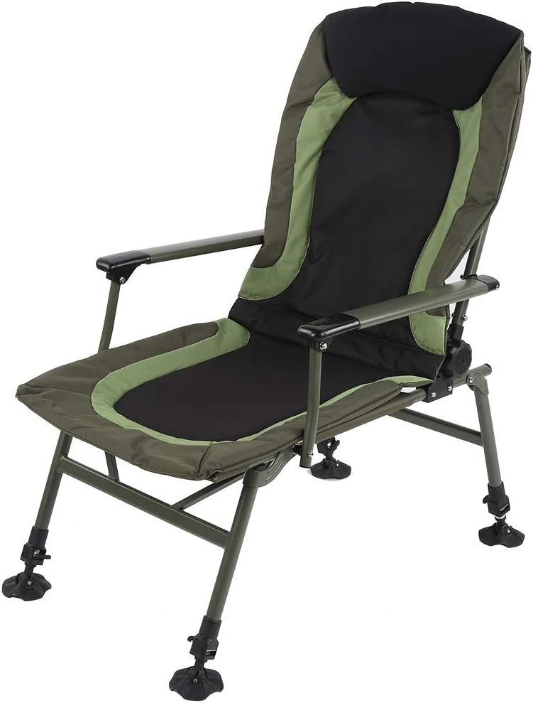 CHENQIAN Outdoor Inexpensive Portable Foldable Fishing Chair for Accessory Max 60% OFF C
