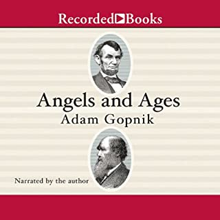 Angels and Ages audiobook cover art