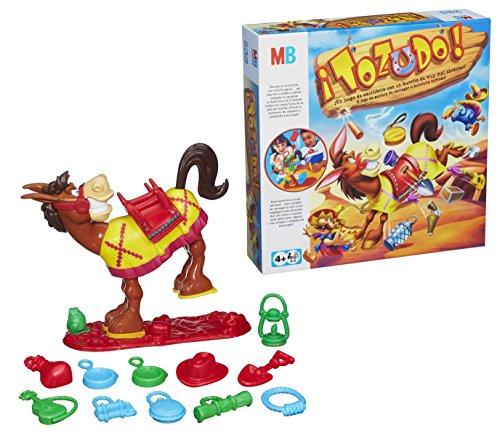 Hasbro Children's Games tozudo 48380175 Spanish Version
