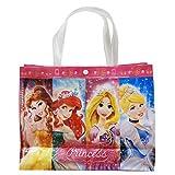 プールバッグ ビニールバッグ Disney ディズニー プリンセス 子供用プールバッグ タカラトミー/プリンセスB