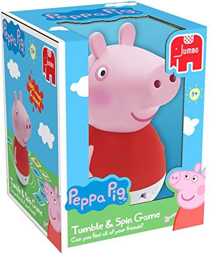 Peppa Wutz / Peppa Pig – Tumble & Spin Kartenspiel [Uk Import]