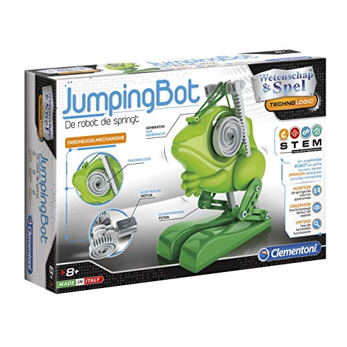Clementoni Science & Games - Jumping Bot