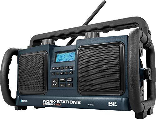 PerfectPro Workstation 2 Baustellenradio