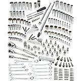 Klutch Mechanic's Tool Set - 204-Pc.