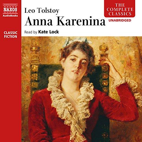 『Anna Karenina』のカバーアート
