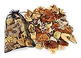 Deko Potpourri Getrocknete Blumen Vanille Duft Raumduft Raumdeko Blüten Natur Dofta Duftet nach gebackenen Waffeln besteht aus Getrockneten Pflanzenteilen