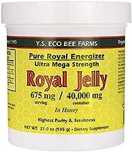 royal jelly taste