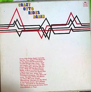 Crazy Otto Rides Again [ LP Vinyl ]
