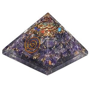 Black Tourmaline Pyramid Energy Balancing Generator