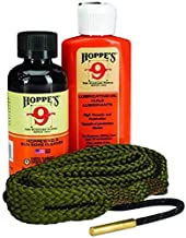 Hoppes 110045 Boresnake 1.2.3 Done Cleaning Kit 45 Cal Pistol Cleaning