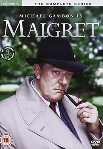 Maigret - Series 1 And 2 - Complete [1992] [4 DVDs] [UK Import]