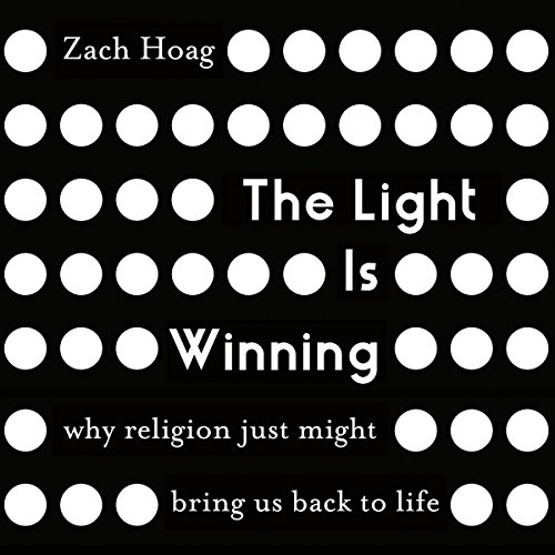 The Light Is Winning audiobook cover art