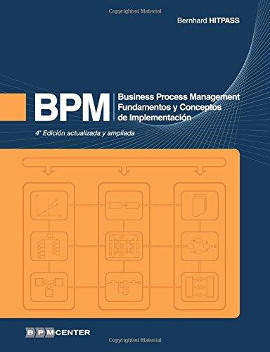 BPM: Business Process Management - Fundamentos y Conceptos de Implementación