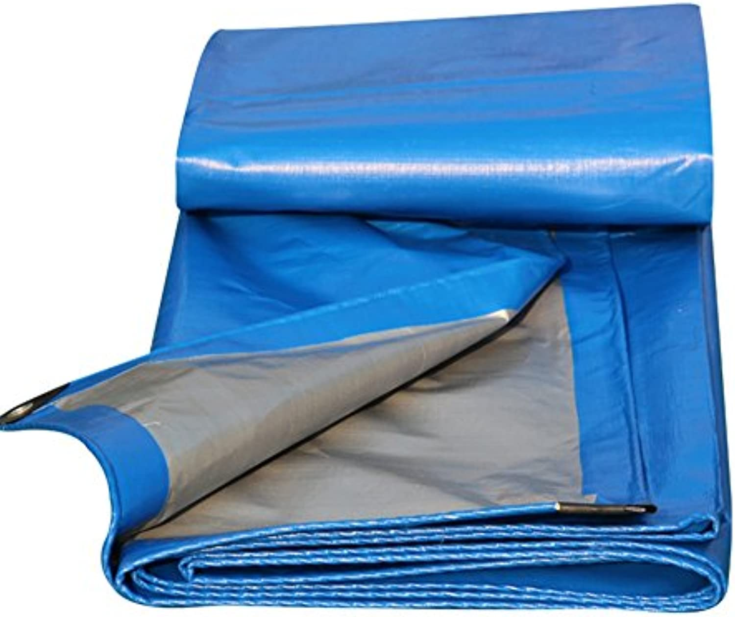 Tarpaulin Thickening Insulation Waterproof Sunscreen Canopy Cloth Truck Plastic Cloth Poncho, A Variety (Size   2X3M)