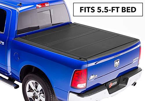 BAK BAKFlip MX4 Hard Folding Truck Bed Tonneau Cover   448207   Fits 2009-20 Dodge Ram 2019...