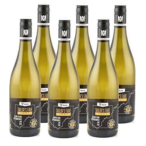 BBQ-Toro Tailor's Fave Blanc   Spätburgunder Blanc de noir, Ahr 2019, trocken   Wein aus Deutschland   Qualitätswein (6)
