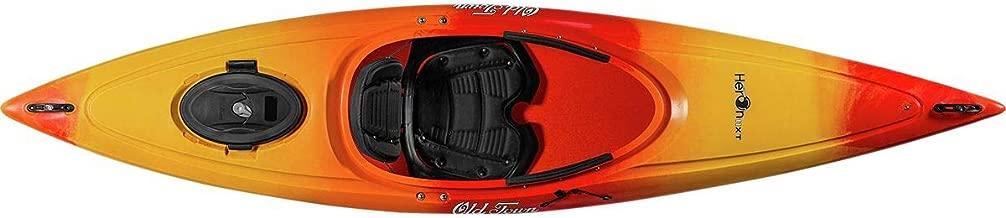 Old Town Heron 11XT Recreational Kayak (Sunrise, 11 Feet)