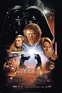 Star Wars: Episode III - Revenge of The Sith - Movie Poster/Print (Regular Style) (Size: 24 inches x 36')