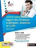 Concours commun Agent des finances publiques, des douanes et CCRF 2020/2021 - Cat. C N°29 IFP