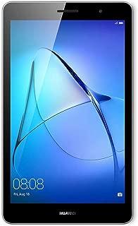 Huawei Mediapad T3 8 - Tablet de 8 pulgadas IPS HD (WiFi + 4G, Procesador quad-core Qualcomm Snapdragon 425, 2 GB de RAM, 16 GB de memoria interna, Android 7 Nougat), color gris