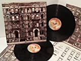 LED ZEPPELIN physical graffiti, double album, die cut sleeve, K89400