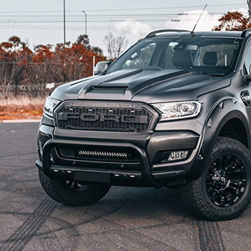 Generisch LedKühlergrill Raptor Style passend für alle Modelle Ford Ranger ab 2019 (außer Wildtrak)