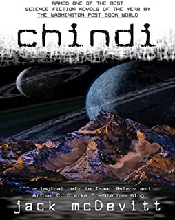 Chindi (The Academy series(Priscilla Hutchins) novel Book 3)