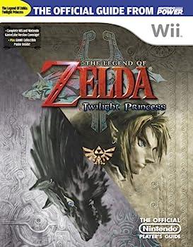 Official Nintendo Power The Legend of Zelda: Twilight Princess Player's Guide 1598120042 Book Cover