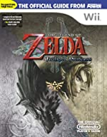Official Nintendo Power The Legend of Zelda - Twilight Princess Player's Guide de Nintendo Power