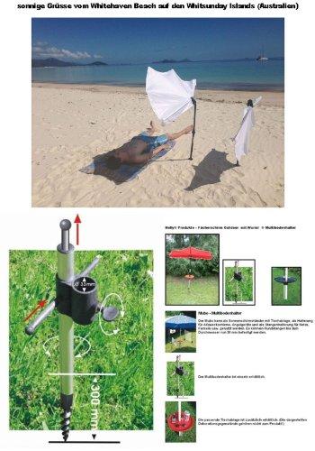 Parapluie-pour parasols d'un voyage-pour jusqu'à env. 33 mm-holly-sunshade ®