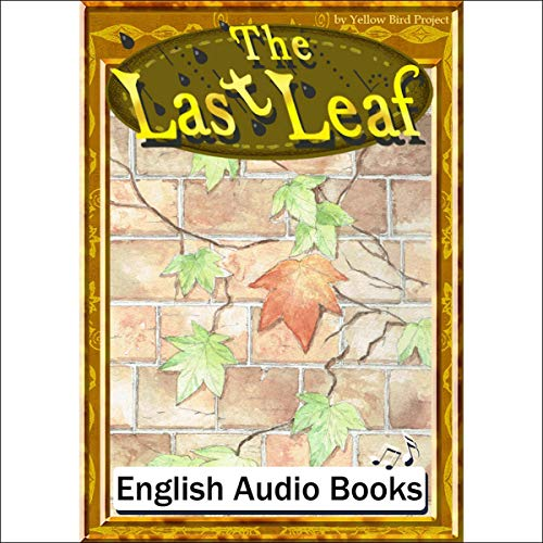『The Last Leaf(最後の一葉・英語版)』のカバーアート